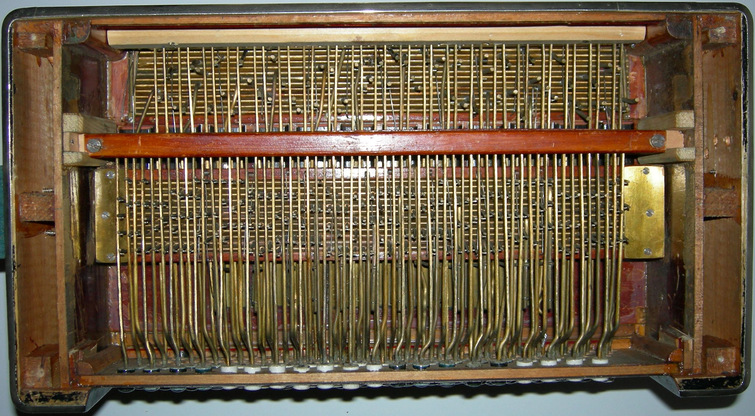 39Настройка аккордеона своими руками